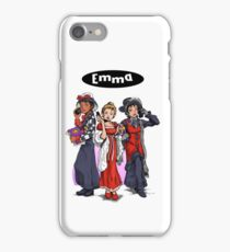 Emma is Clueless iPhone Case/Skin