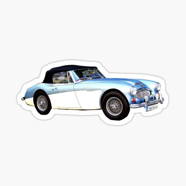 GB best cars racer Sticker