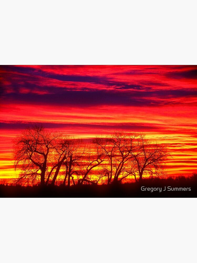 Fire In The Soul Sunrise by nikongreg