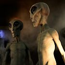 Roswell New Mexico December 21 2012 Visiting Hour by Bob Christopher