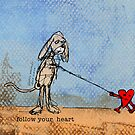 Follow Your Heart revisited by Christopher Shockley - shock schism