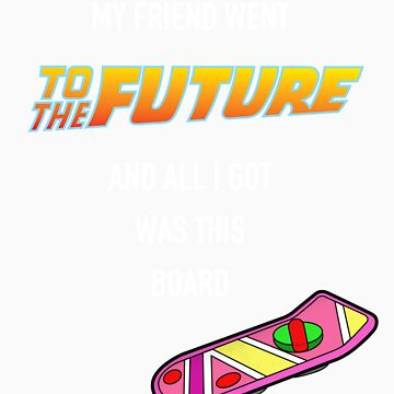 Future Gifts: Hoverboard by xeniusmedia