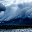 Icelandic Cloud Scape by Sue Ratcliffe