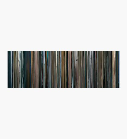 Moviebarcode: The Bad Lieutenant: Port of Call - New Orleans (2009) Photographic Print