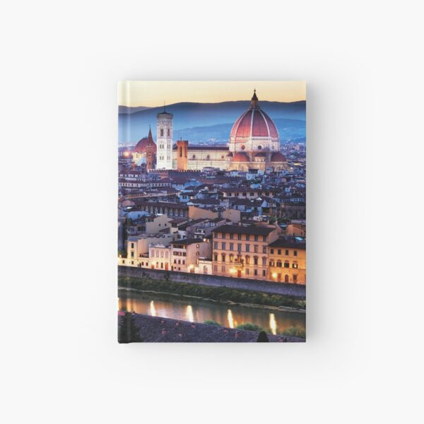 Florence Hardcover Journal