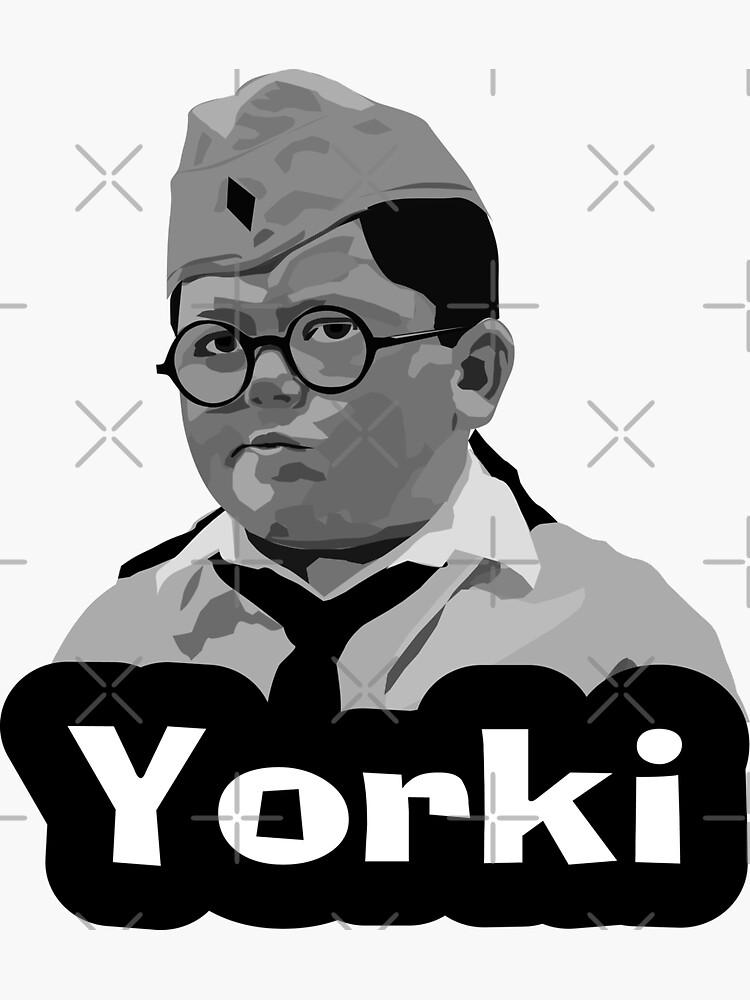 yorki (jojo rabbit) by mayerarts