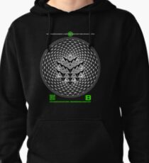 META PHI 11 BY VII23 - DEC 2012 - OFFICIAL MERCH Pullover Hoodie