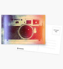 Leica tribute Postcards
