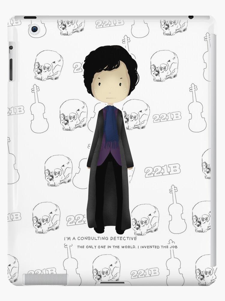 cute SHERLOCK * Sherlock Holmes * by koroa