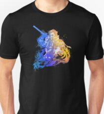 Auron Emblem (Black) Unisex T-Shirt