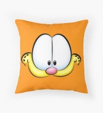 Garfield! Throw Pillow