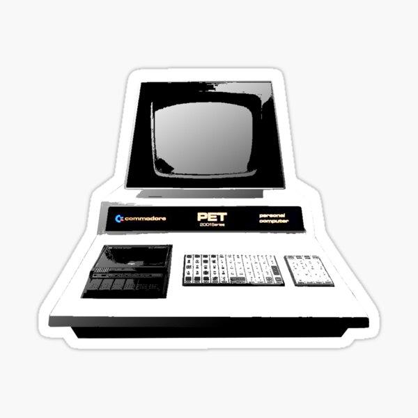 Commodore Pet Retro Computer Sticker
