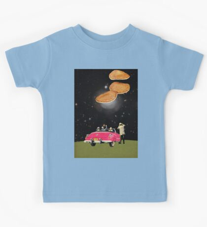 Unidentified flying object Kids Clothes