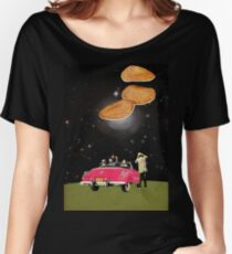 Unidentified flying object Women's Relaxed Fit T-Shirt