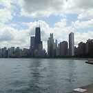 Chicago by JMaxFly