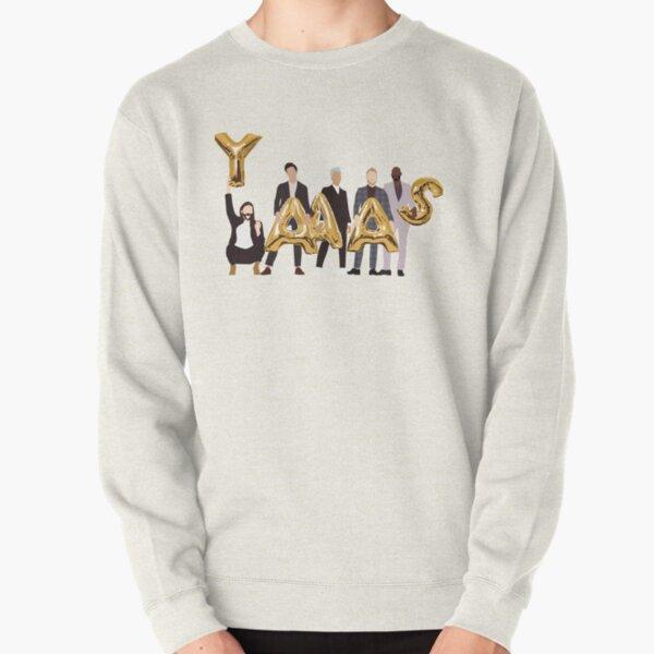 The Fab 5 Pullover Sweatshirt