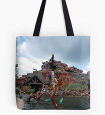 Splash Mountain Tote Bag