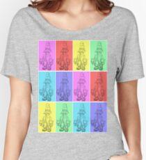 PopArt Vivi Women's Relaxed Fit T-Shirt