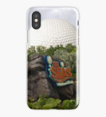 The Seas with Nemo and Friends iPhone Case/Skin