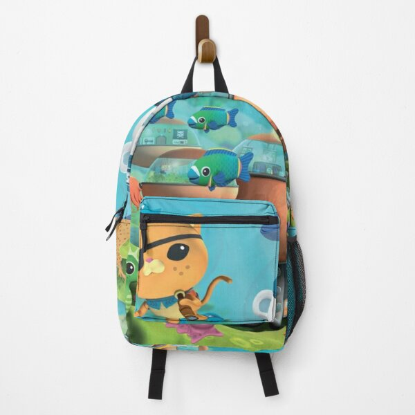 Octonauts Crew Backpack