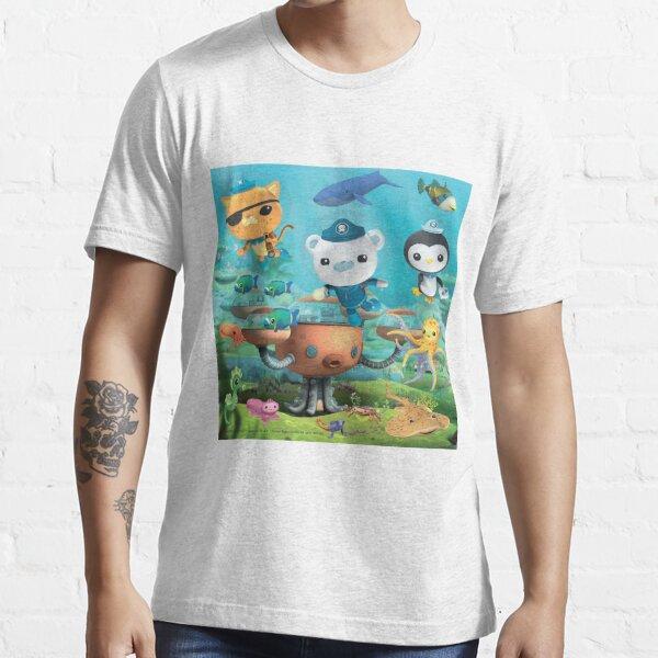 Octonauts Crew Essential T-Shirt