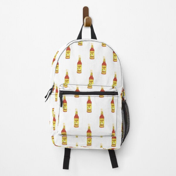 Let's get spicy! Mexican Hot Sauce Backpack