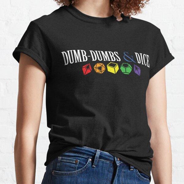 Dumb-Dumbs & Dice (Pride) Classic T-Shirt