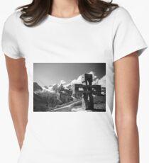 Alp Austria - Mountain - Kreuz T-Shirt