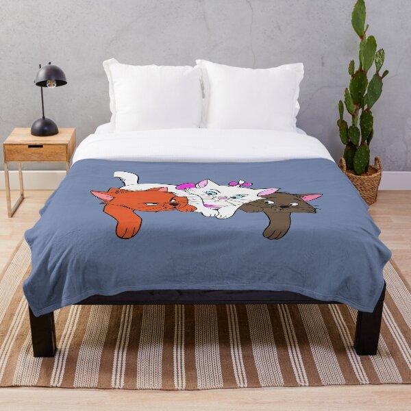 Aristocats Throw Blanket