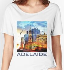 Adelaide at Sunset Women's Relaxed Fit T-Shirt