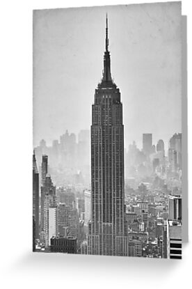 Empire State Building by Heath Carney