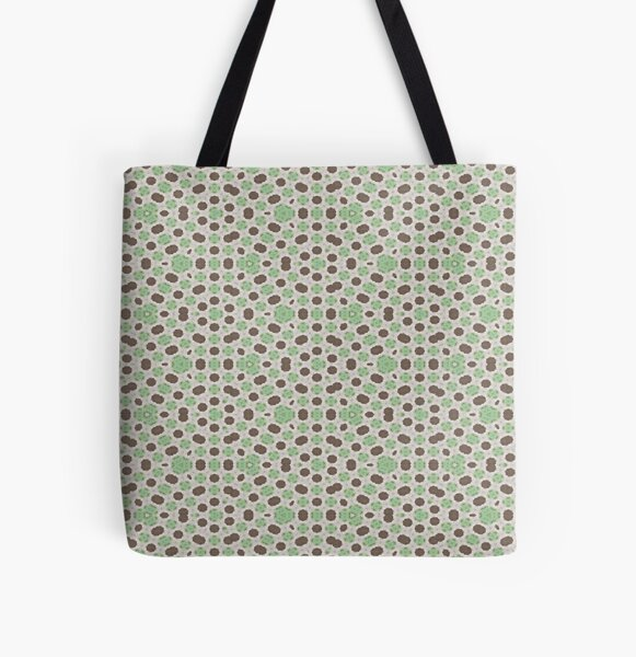 Key Lime Explosion All Over Print Tote Bag