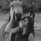 Horse Love by WishesandWhims