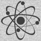Atom T-Shirt by RDography