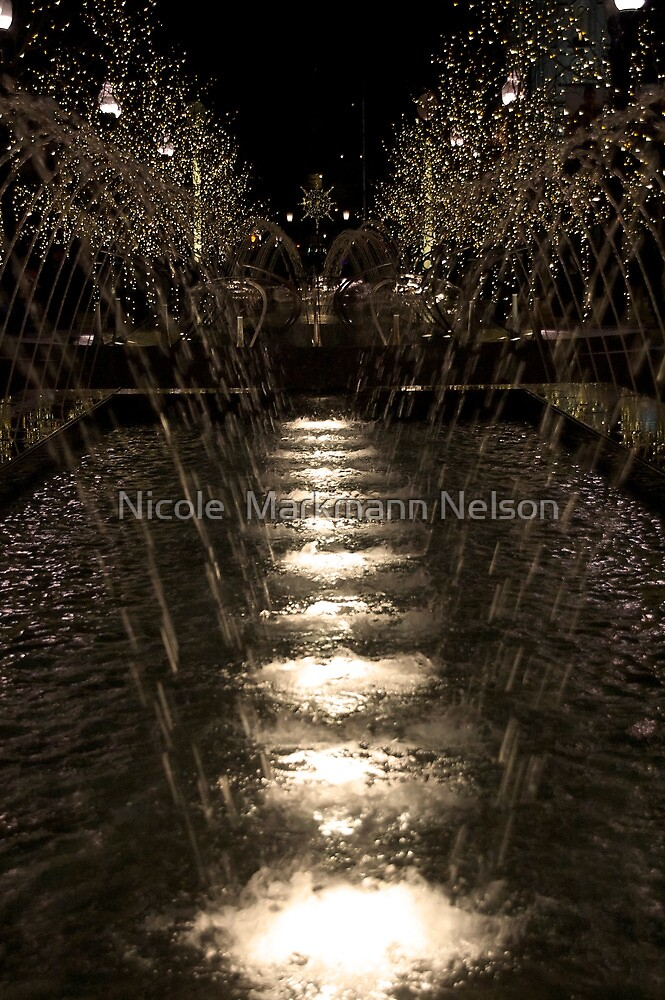 In der Mitte  by Nicole  Markmann Nelson