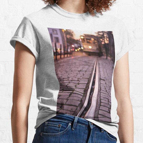 Tram in Lisbon Classic T-Shirt