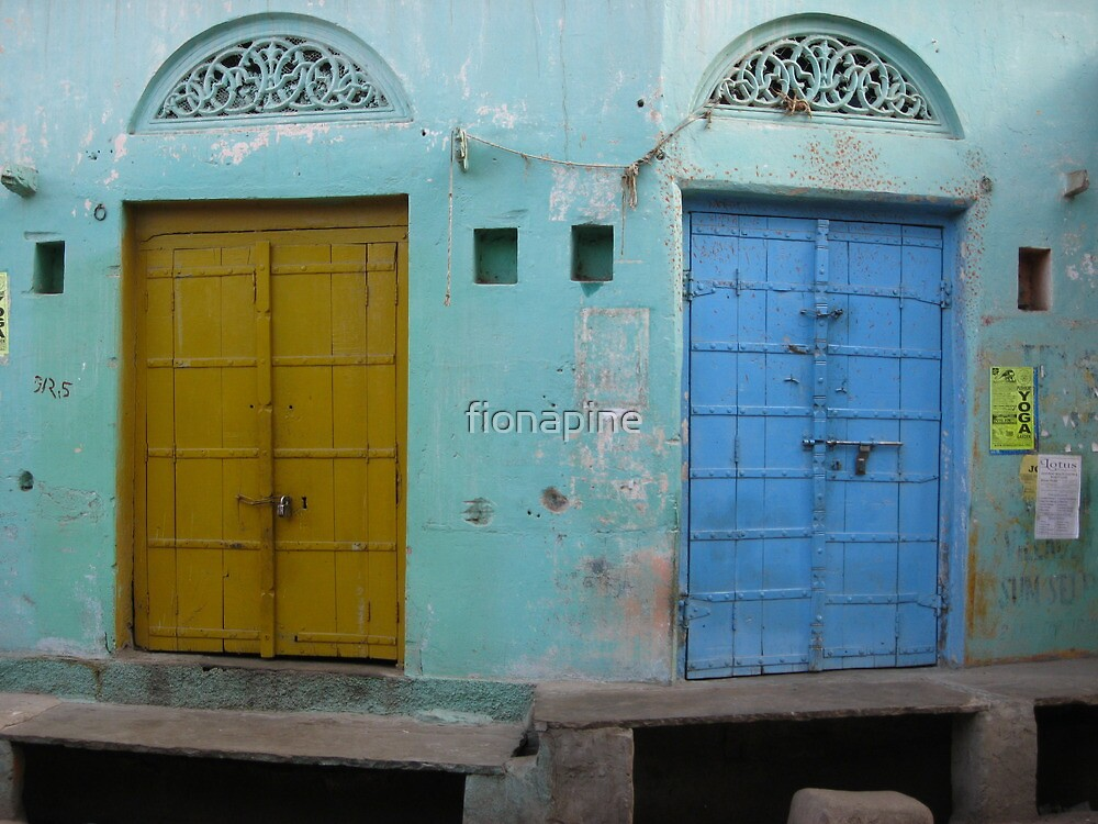 Not an illusion - Udaipur (India) by fionapine