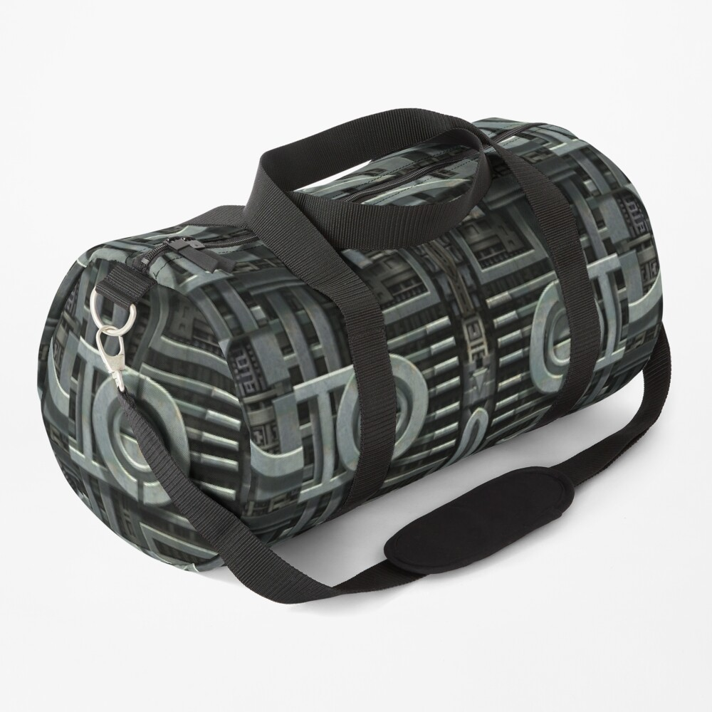 The Engine Duffle Bag