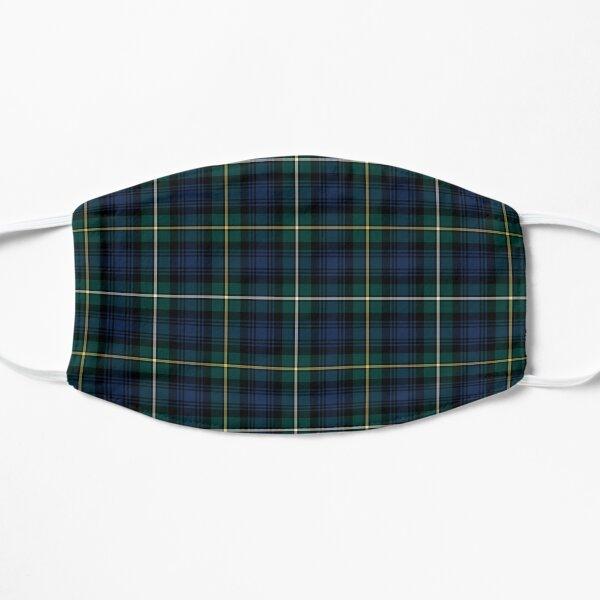 Clan Campbell Tartan Flat Mask