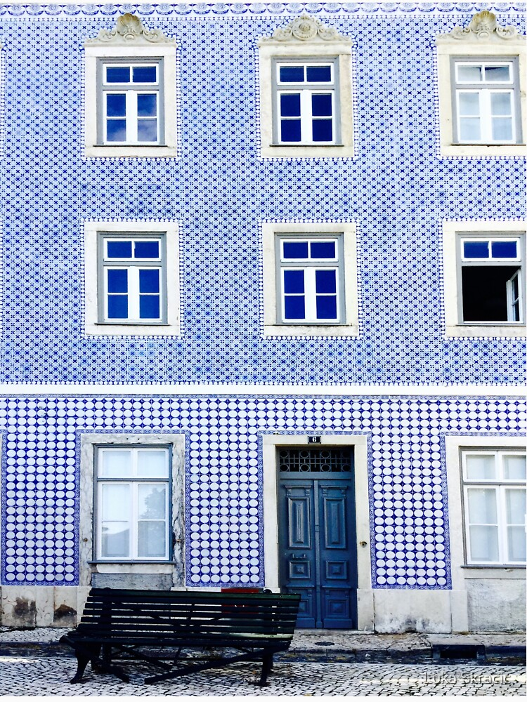 Blue Portugal by LukaSkracic
