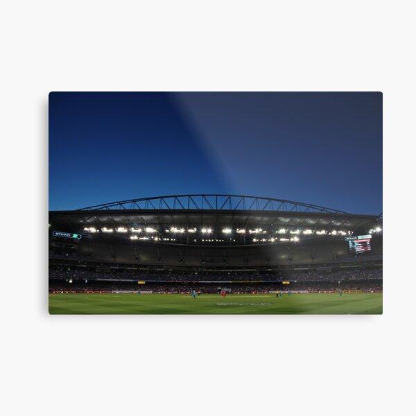 Etihad Stadium #3 Metal Print