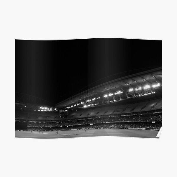 Etihad Stadium #4 Poster