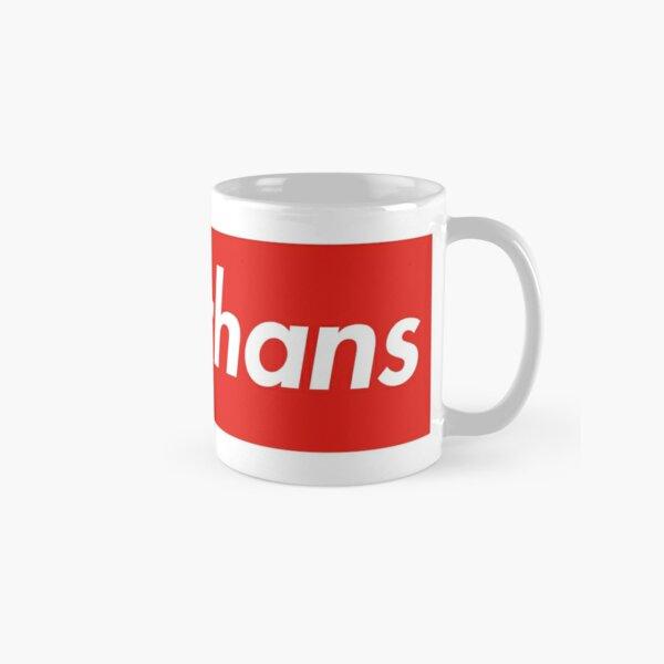 Superhans - Super Hans Peep Show Mug classique