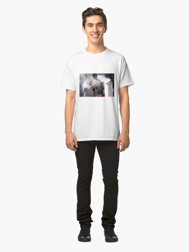 Alternate view of Flicking Chestnuts Classic T-Shirt