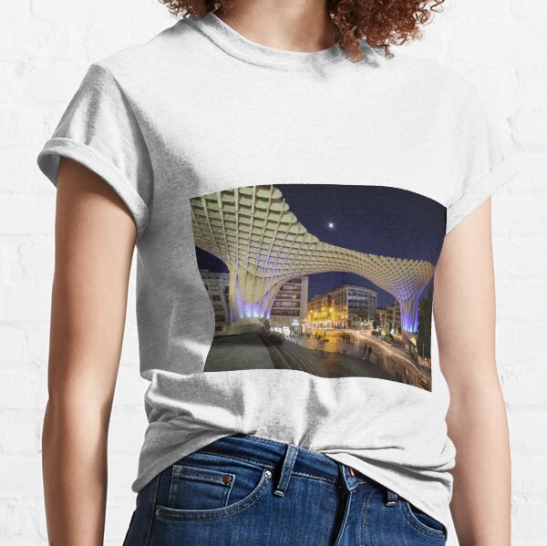 Seville at Night Classic T-Shirt