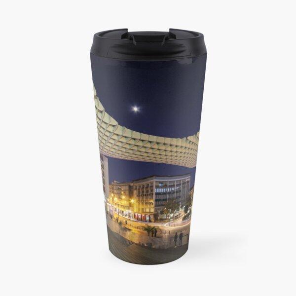 Seville at Night Travel Mug