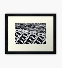 Go Shopping... Framed Print