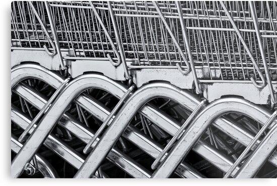 Go Shopping... by Bob Daalder