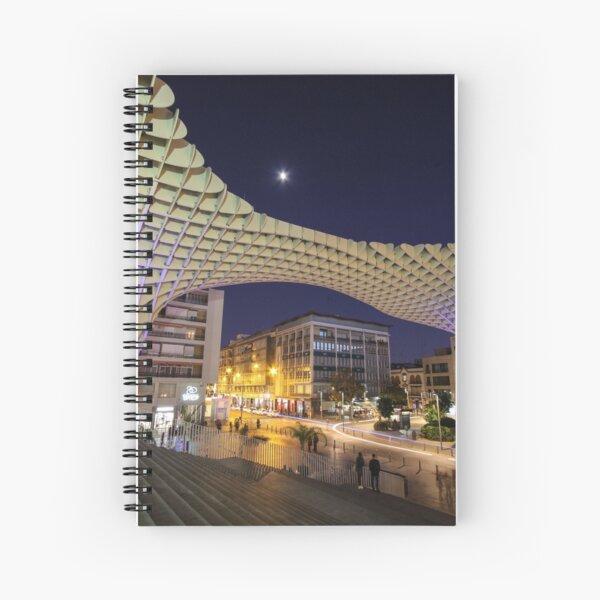 Seville at Night Spiral Notebook