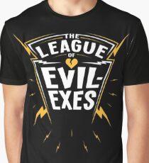 Scott Pilgrim - The League of Evil-Exes Graphic T-Shirt
